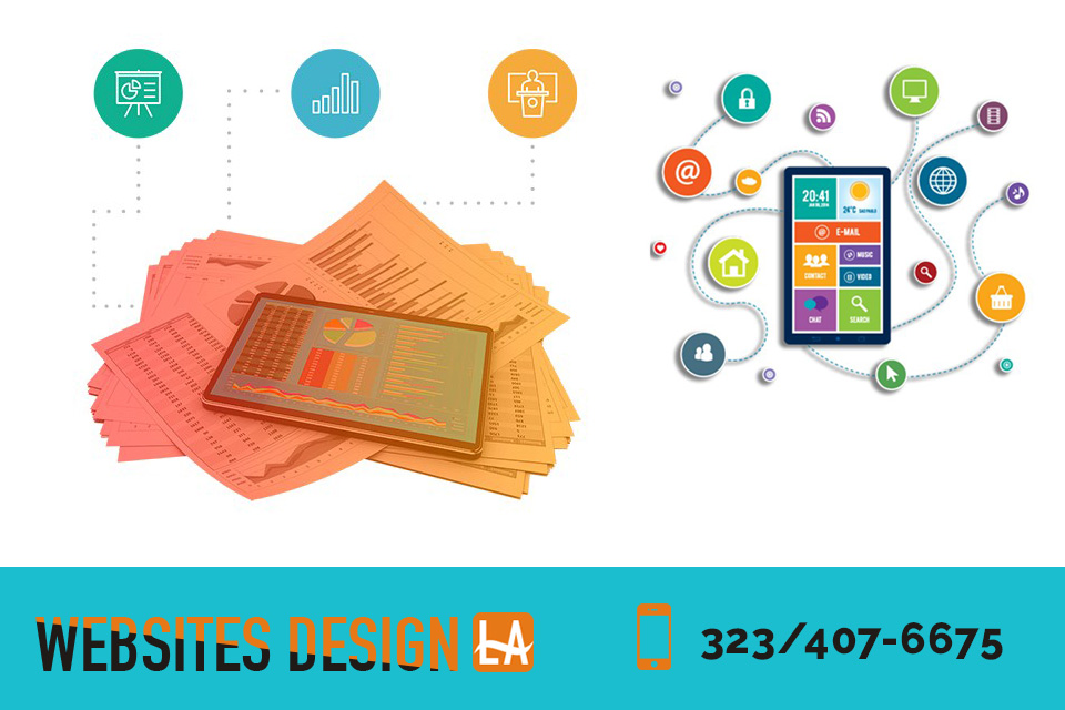 A Top Rated Web Design in LA Delivers Results for You