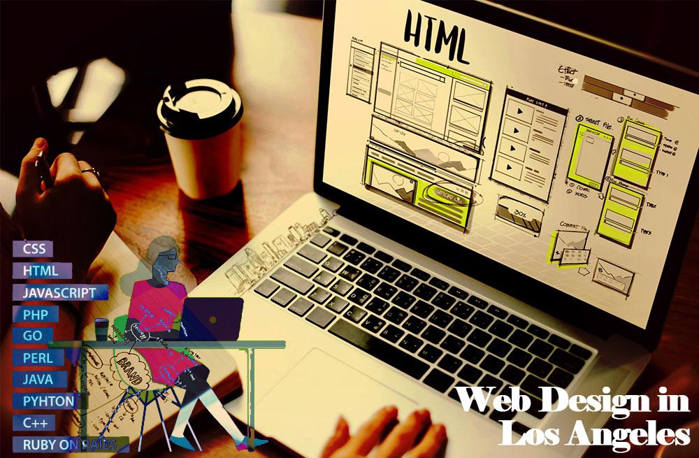 Web design in Los Angeles