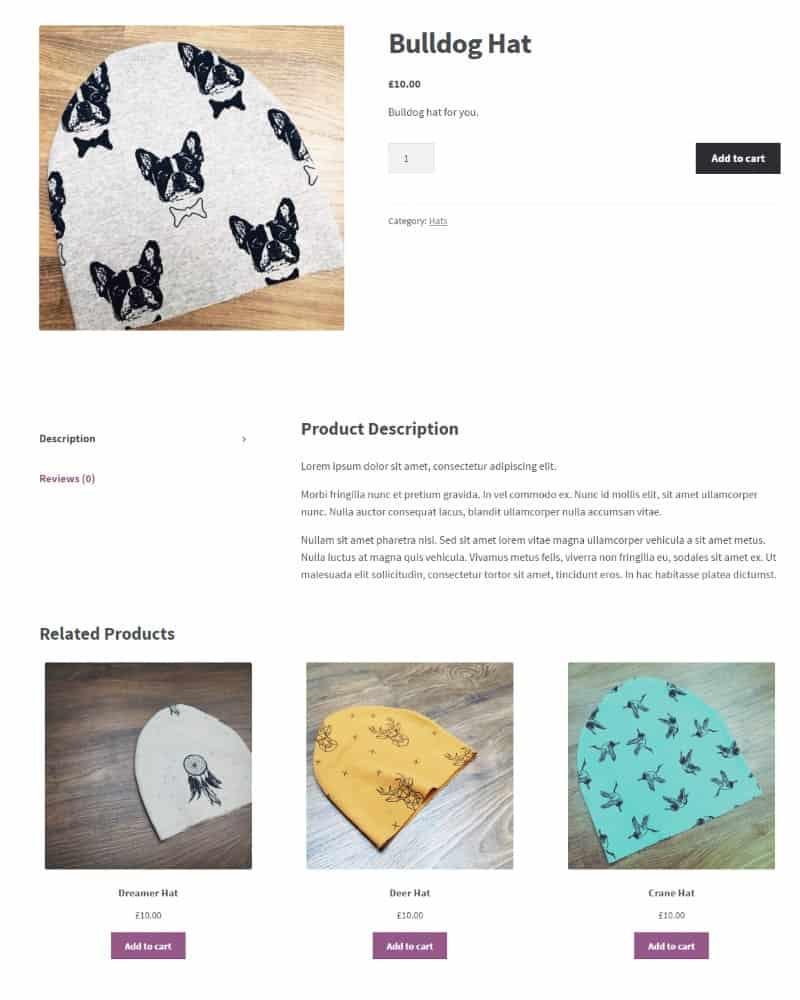 medium resolution of woocommerce products listing