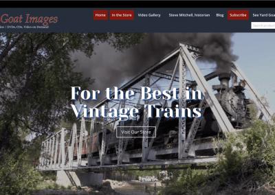 Yard Goat Images – Train DVDs