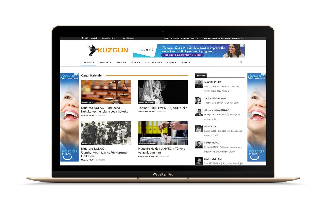 Kuzgun Portal Haber Sitesi