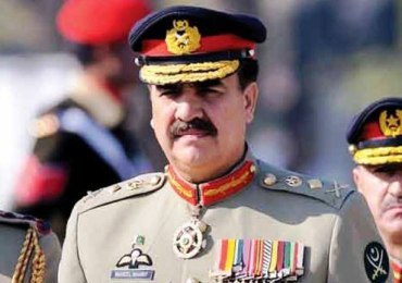 Terrorist network should be completely eliminated from Pakistan |Army Chief