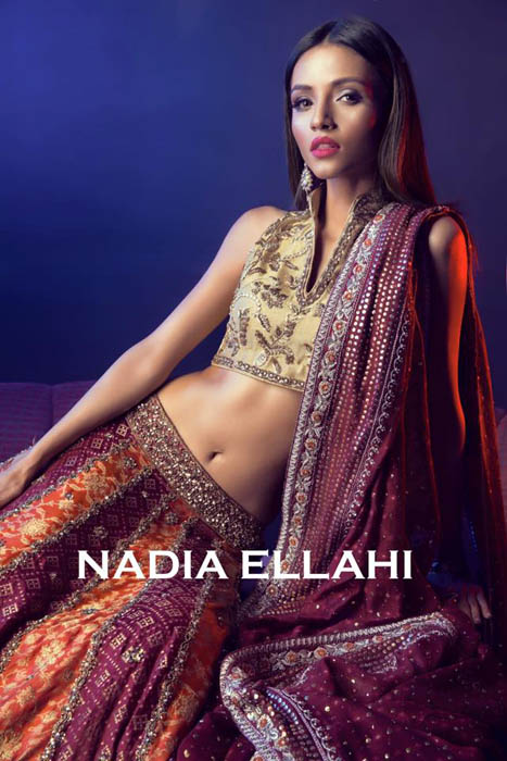 Nadia Ellahi Bridal Dresses Designs 2016-2017 (2)