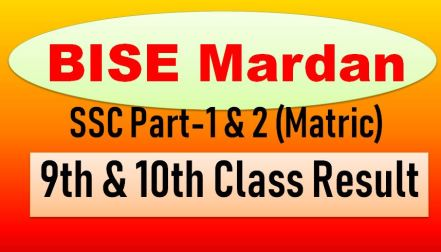 Federal Board FBISE Islamabad Matric SSC-2 10th Class Result 2018