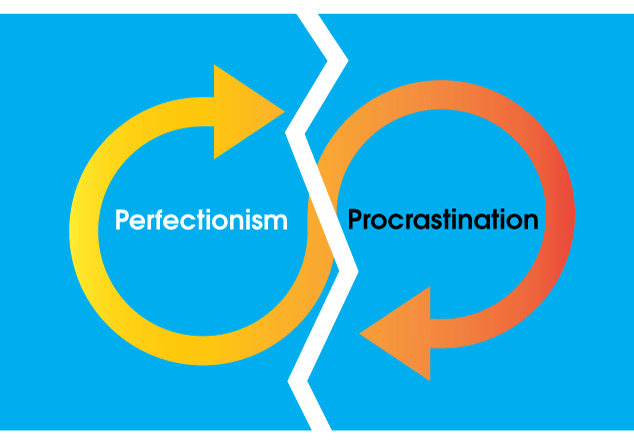 Breaking the PerfectionismProcrastination Infinite Loop