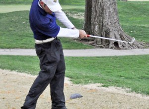 Kaleb Kessler, Webster University men's golf