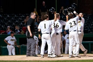 Webster University baseball team