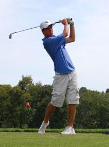 Webster University men's golf team