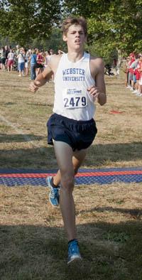 Webster University men's cross-country