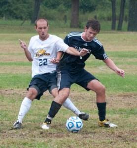 Webster University men's soccer team