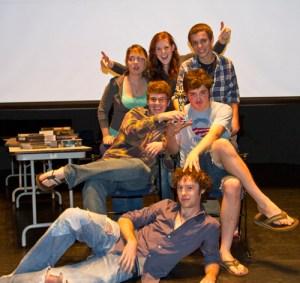 Five Film Guys