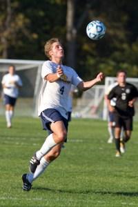 Webster University men's soccer