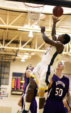 Webster University men's basketball