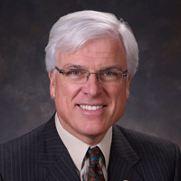 Webster's newly appointed interim Chief Financial Officer Douglas Anderson | Webster University