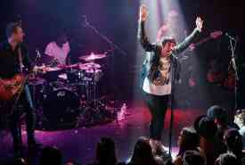 Plain White Ts at The Troubadour