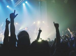 The Lizardtones rock headlining at AES Concert Series