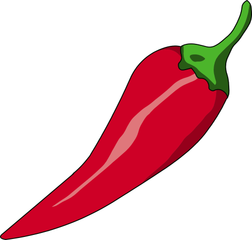 small resolution of chilli big image png pepper clipart
