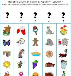 5 senses clipart grade 1 [ 1600 x 1236 Pixel ]