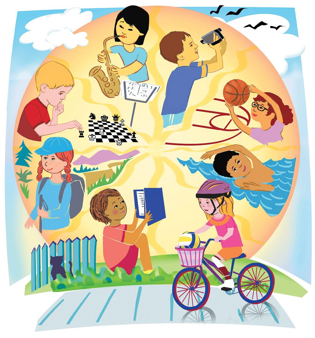 Activities Clipart Recreational Activity Activities
