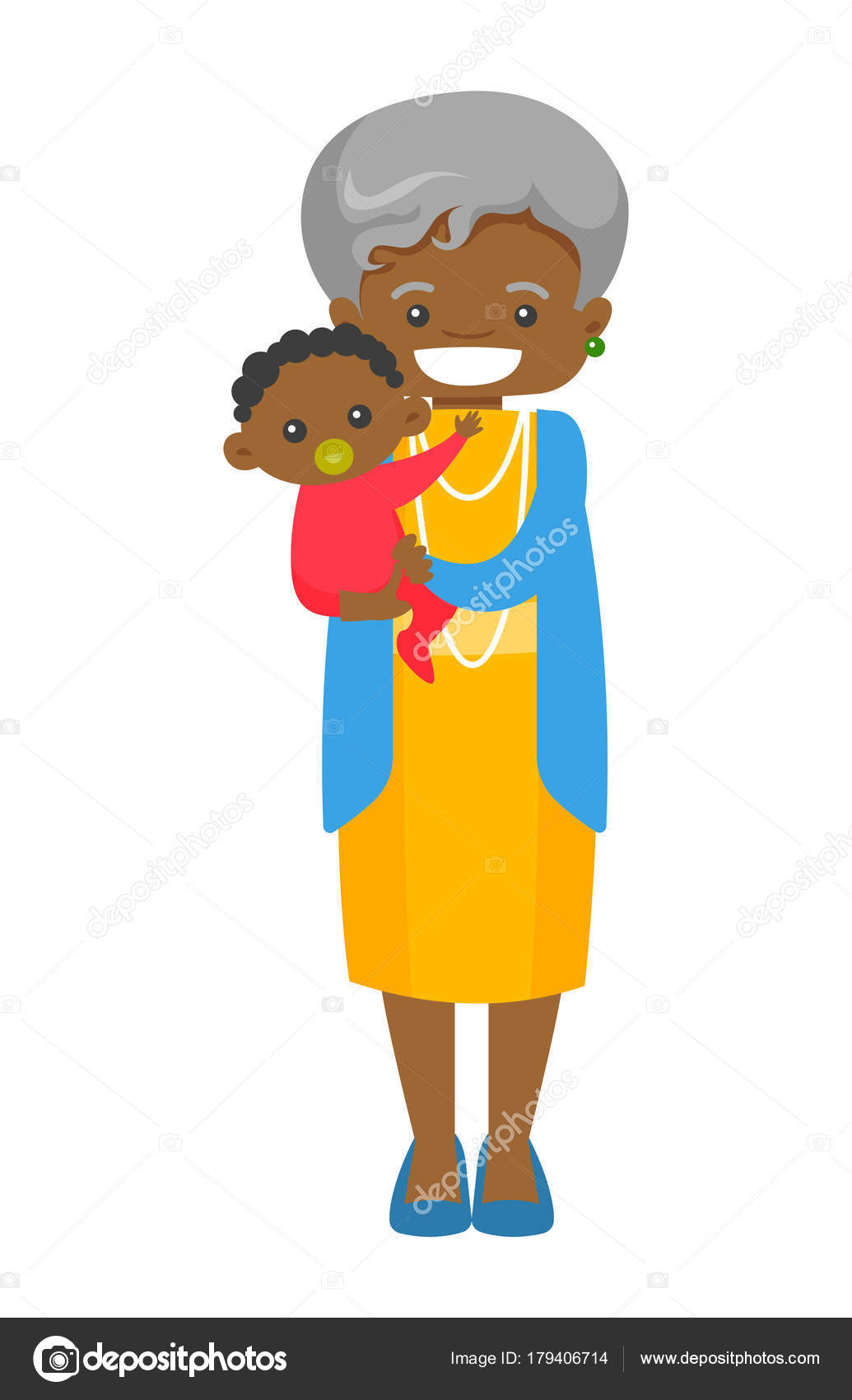 hight resolution of african clipart grandmother