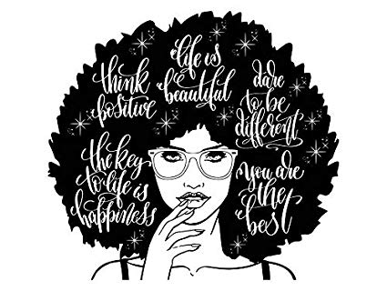 Download Afro clipart queen, Afro queen Transparent FREE for ...