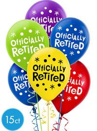 balloon clipart retirement