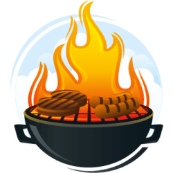 bbq transparent clipart grill background barbecue food grilling stickpng text downloaded charge party plate memorial july