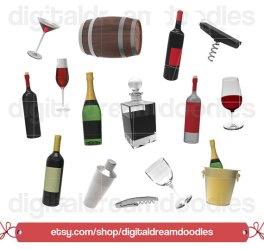 cellar barrel wine clipart webstockreview vino glass clip