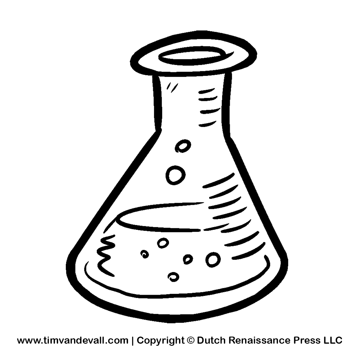 Beaker clipart sketch, Beaker sketch Transparent FREE for