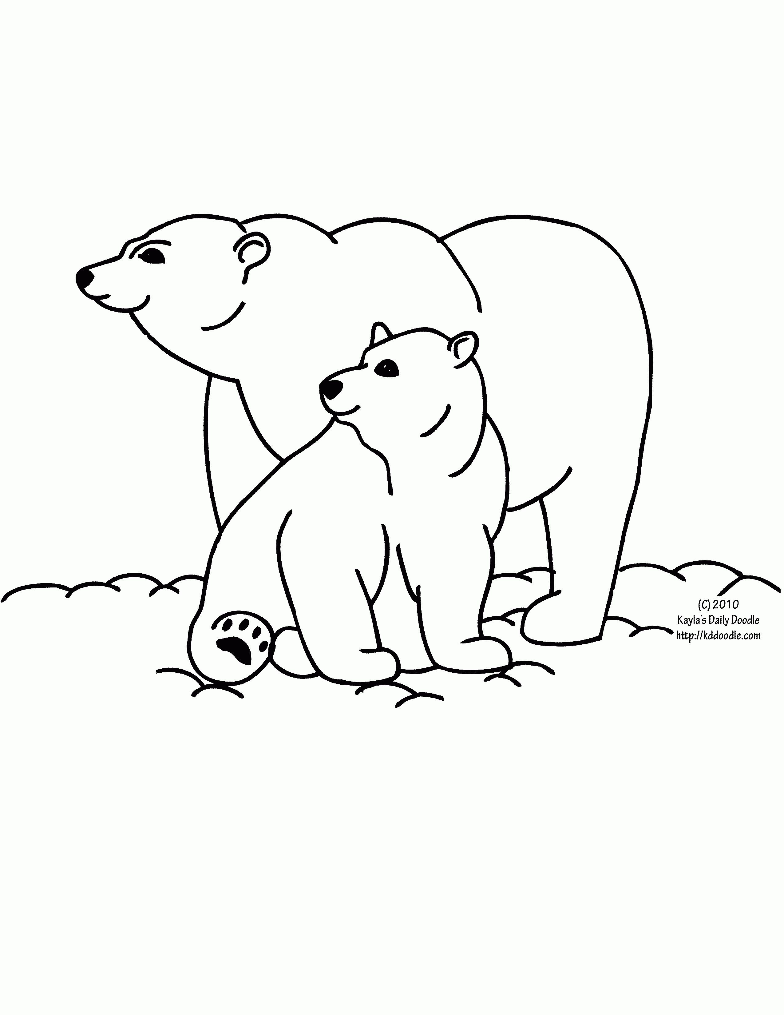 Bear Clipart Black And White Bear Black And White