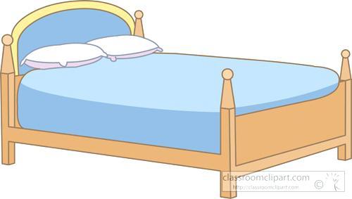 الأرق عينة هدنة سرير clipart