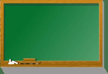 blackboard animated clipart chalkboard background teacher transparent webstockreview imagine ex incep