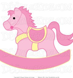 pink blanket clip art carousel clipart baby carousel [ 1024 x 1044 Pixel ]