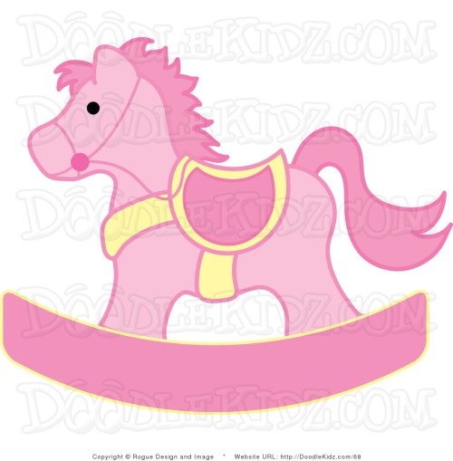 small resolution of pink blanket clip art carousel clipart baby carousel