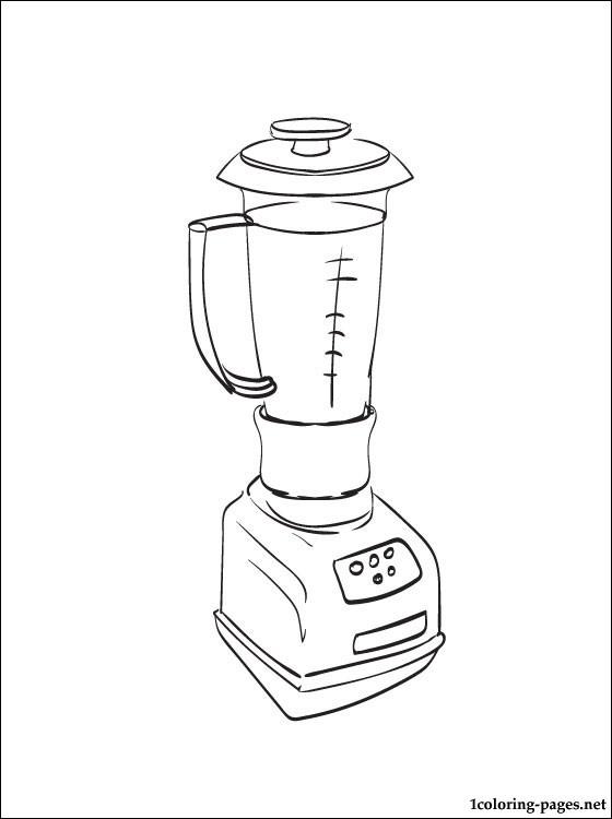 Blender clipart drawing, Blender drawing Transparent FREE