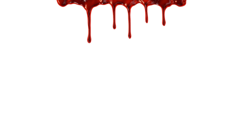 small resolution of blood clipart blood drip dripping down over white