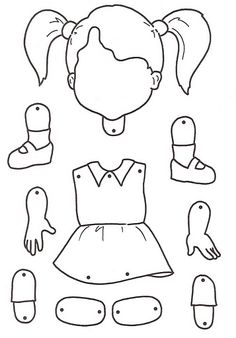 Body clipart puzzle, Picture #284959 body clipart puzzle