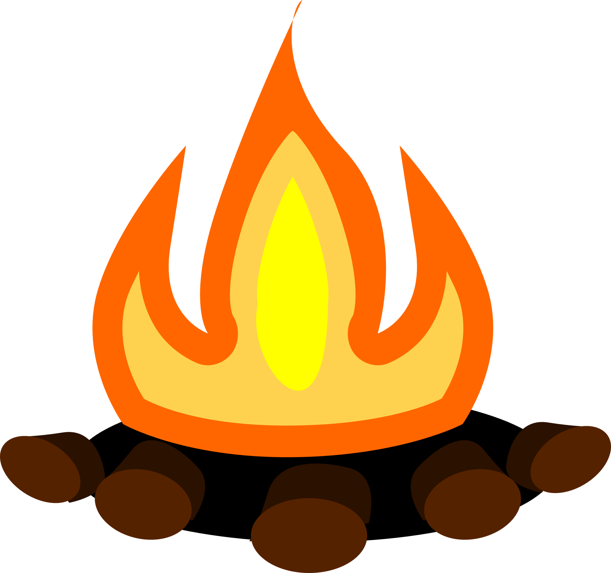 hight resolution of bonfire png images free download