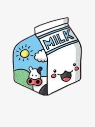 clipart milk bottle cartoon clip webstockreview lovely pngio