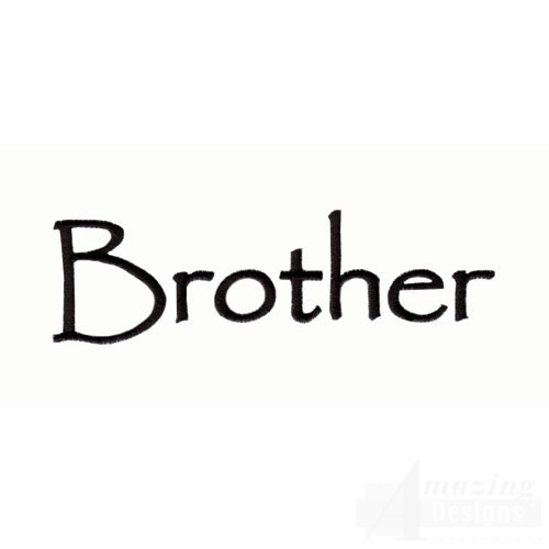 Brother clipart word, Brother word Transparent FREE for