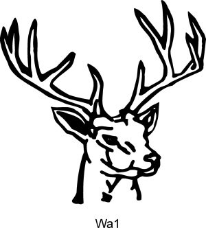 deer head buck outline drawing clipart simple stag heads line cliparts clip google easy doe getdrawings library designs clipartbest drawings