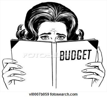 Budget clipart budget preparation, Budget budget