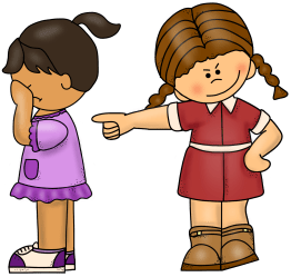 bullying clipart bully clip away go standing crying transparent bullied victim saying teacher person son issue yelling rude forgiveness lost