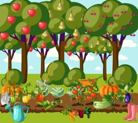 Bush clipart cartoon garden Bush cartoon garden Transparent FREE for download on WebStockReview 2020