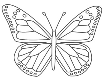 Butterflies clipart easy Butterflies easy Transparent FREE for download on WebStockReview 2020