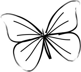 Butterflies clipart simple Butterflies simple Transparent FREE for download on WebStockReview 2020