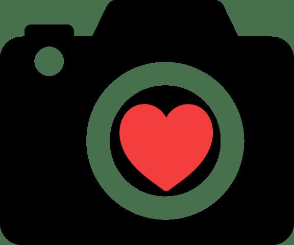 Download Camera clip art heart, Camera clip art heart Transparent ...