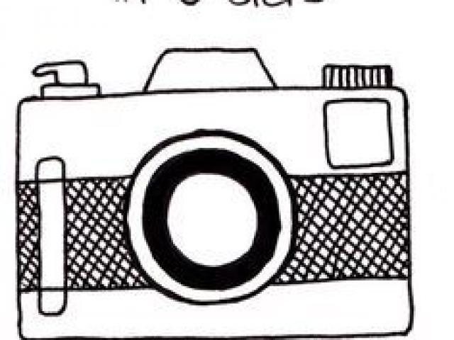 Camera clipart easy, Camera easy Transparent FREE for