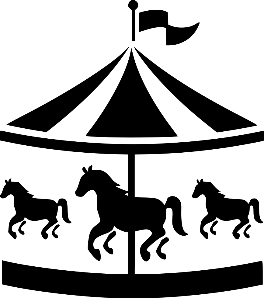 hight resolution of carousel clipart svg png icon free download