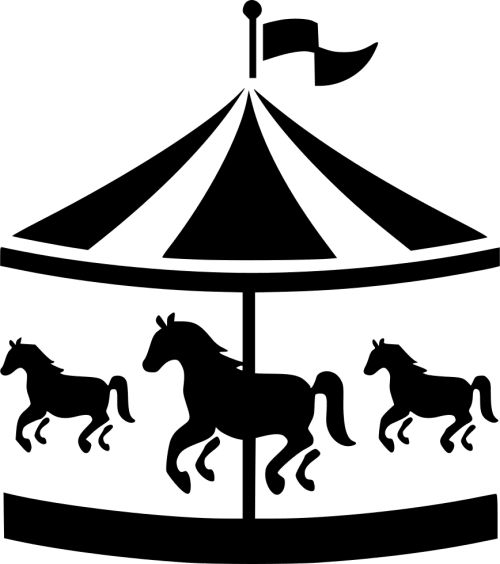 small resolution of carousel clipart svg png icon free download